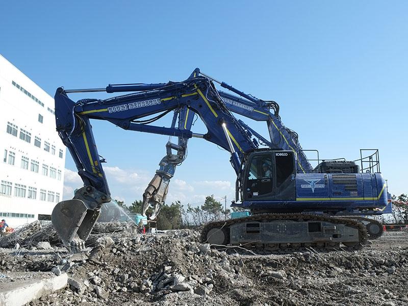 GLP浦安ⅡB棟建て替えに伴う解体工事