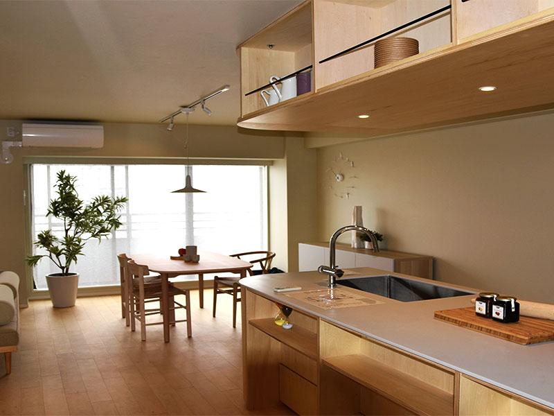 北赤羽リノベーションプロジェクト(共同住宅)