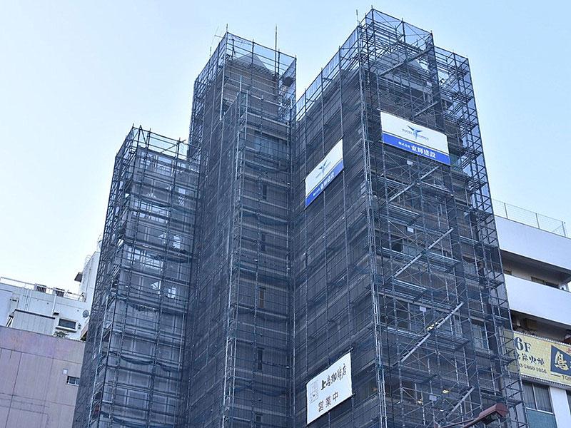 IZUMIビル 大規模改修工事