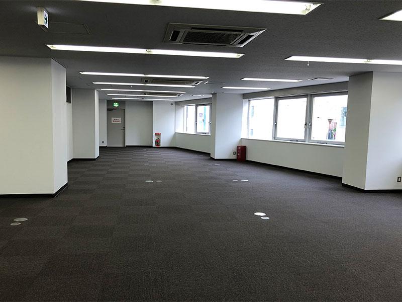 藤沢テナントビル原状回復工事